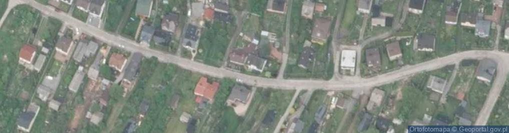 Zdjęcie satelitarne Wolności ul.