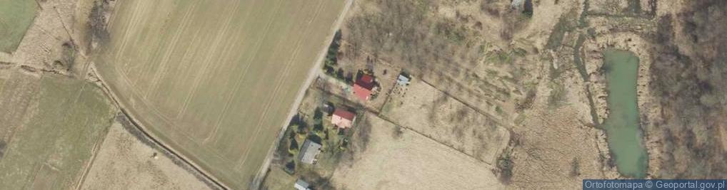Zdjęcie satelitarne Wołodyjowskiego Michała ul.