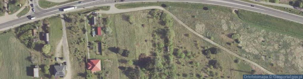 Zdjęcie satelitarne Wolanowska ul.
