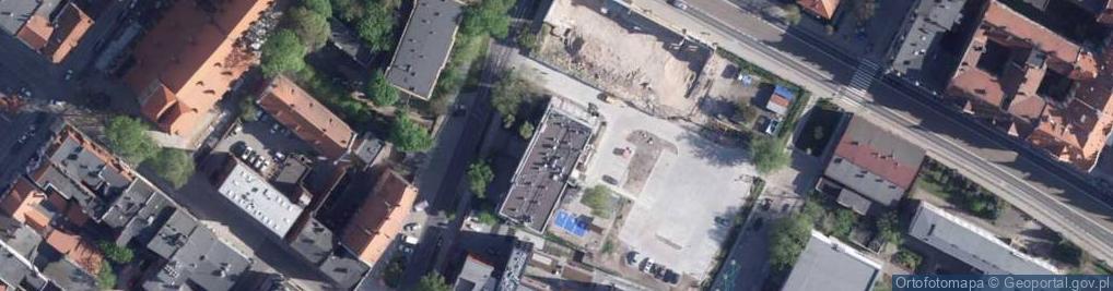 Zdjęcie satelitarne Wola Zamkowa ul.