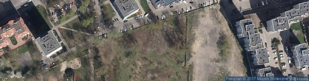 Zdjęcie satelitarne Wolska ul.