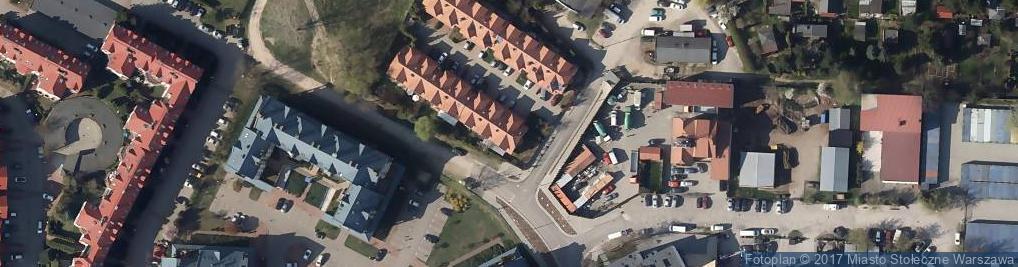 Zdjęcie satelitarne Wolińska ul.