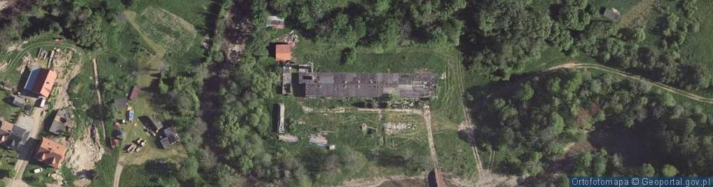 Zdjęcie satelitarne Wola Michowa ul.