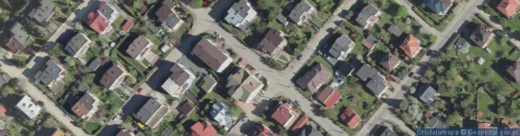 Zdjęcie satelitarne Wróblewskiego Walerego, gen. ul.