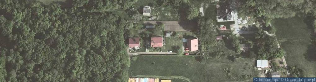Zdjęcie satelitarne Wróblowicka ul.