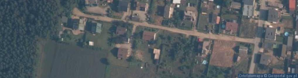 Zdjęcie satelitarne Wrzosowa ul.