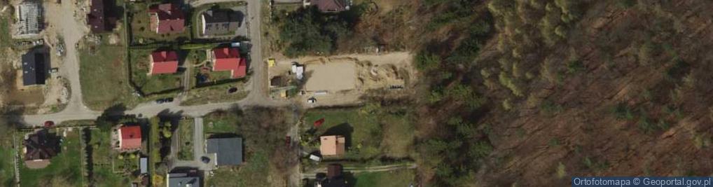 Zdjęcie satelitarne Wschodzącego Słońca ul.