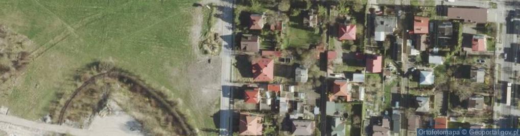 Zdjęcie satelitarne Wyszyńskiego Stefana, ks. prym. kard. ul.