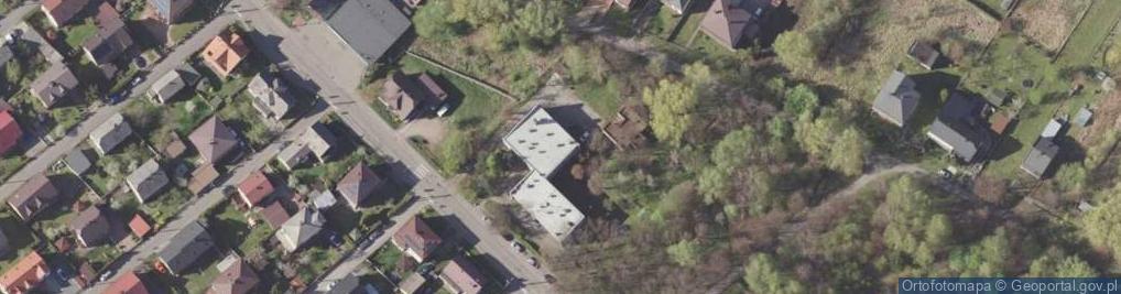 Zdjęcie satelitarne Wygoda ul.