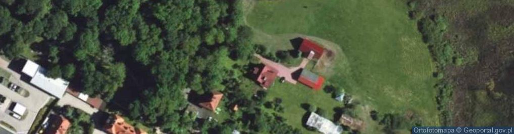 Zdjęcie satelitarne Wymiarki ul.