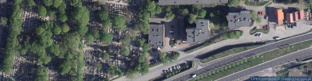 Zdjęcie satelitarne Wybickiego Józefa, gen. ul.