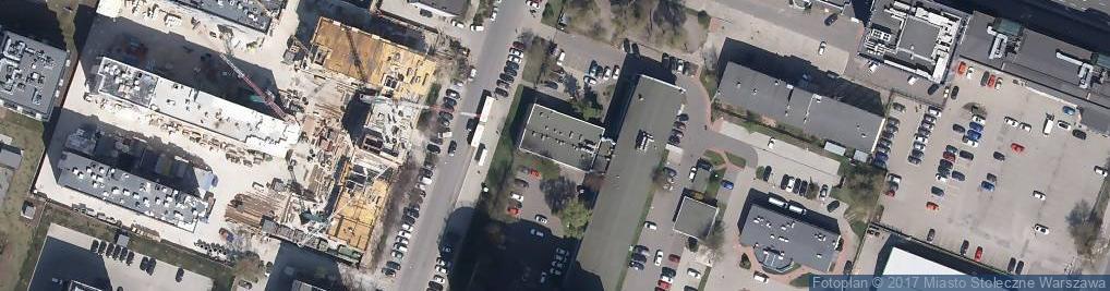 Zdjęcie satelitarne Wynalazek ul.