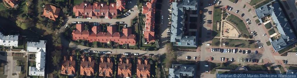 Zdjęcie satelitarne Wyspowa ul.