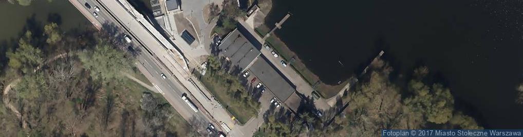 Zdjęcie satelitarne Wybrzeże Szczecińskie ul.