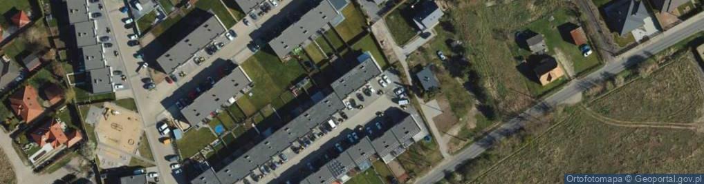 Zdjęcie satelitarne Zagierskiego J., dr. ul.
