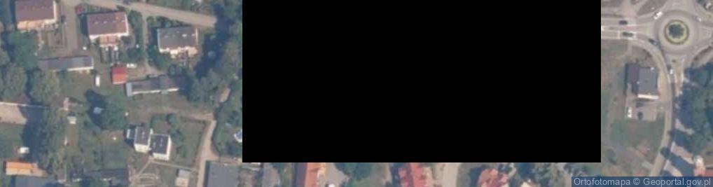 Zdjęcie satelitarne Żarnowiecka ul.