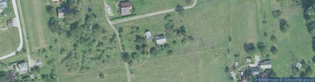 Zdjęcie satelitarne Zarębki ul.