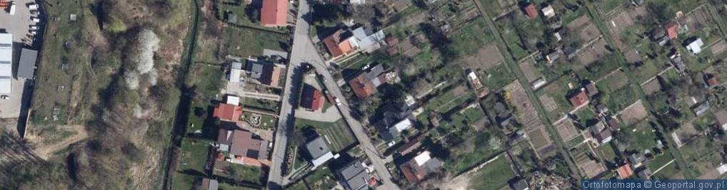 Zdjęcie satelitarne Zagłoby Jana Onufrego ul.