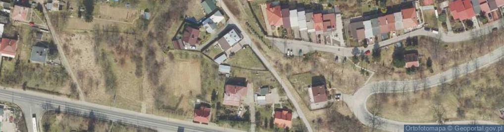 Zdjęcie satelitarne Zachariasiewicza Jana ul.