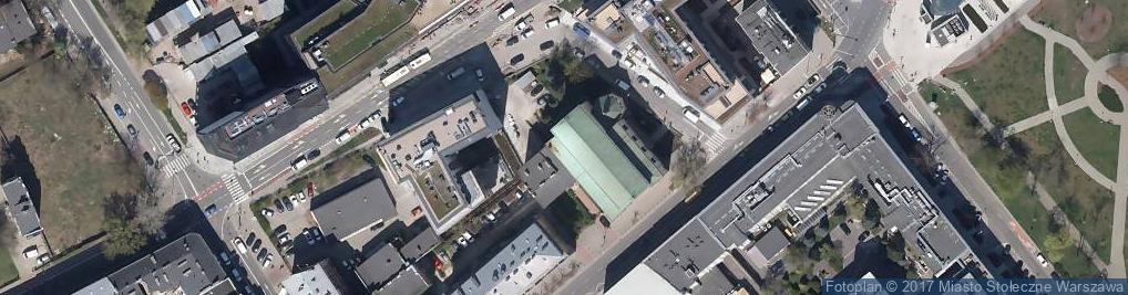 Zdjęcie satelitarne Zajęcza ul.
