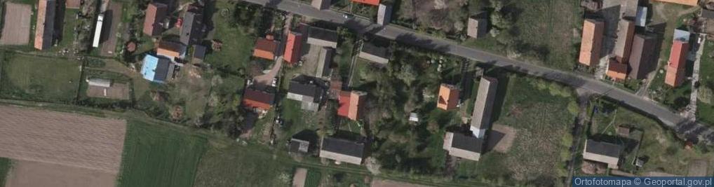 Zdjęcie satelitarne Żabice ul.