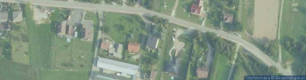 Zdjęcie satelitarne Zadziele ul.