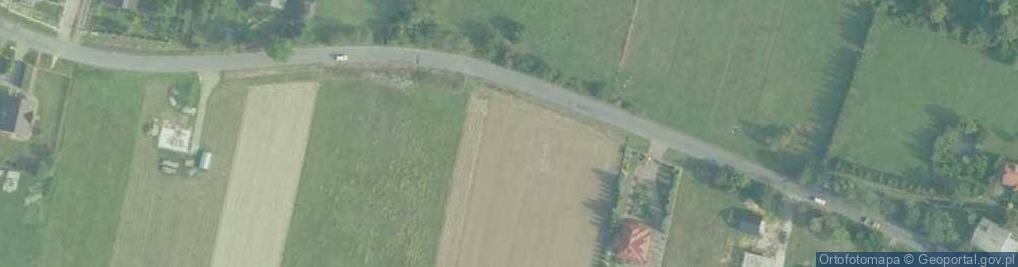 Zdjęcie satelitarne Zagrody ul.