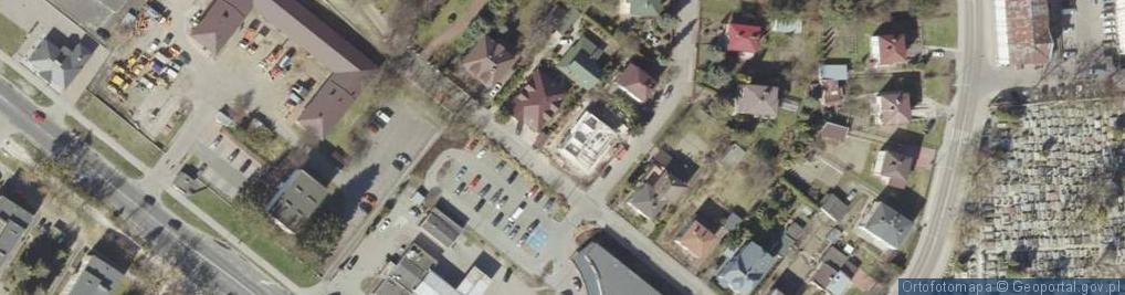 Zdjęcie satelitarne Zaremby Tadeusza ul.