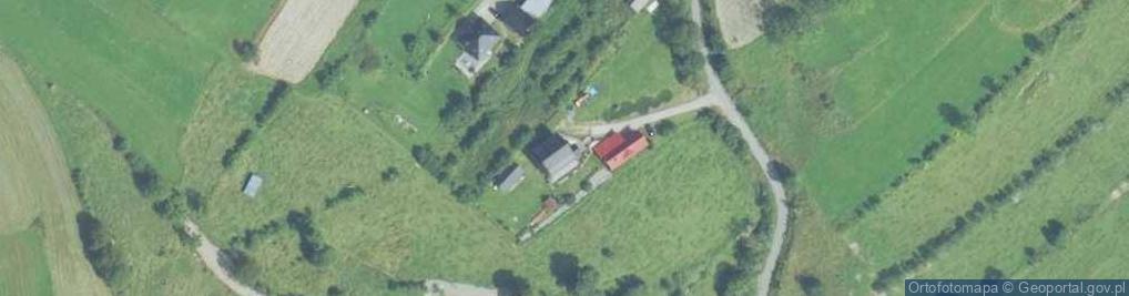 Zdjęcie satelitarne Zasadne ul.