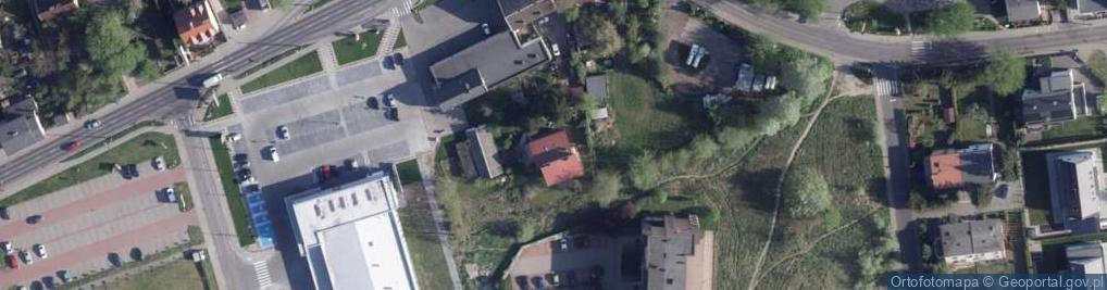 Zdjęcie satelitarne Zdrójkowskiego Zbigniewa ul.