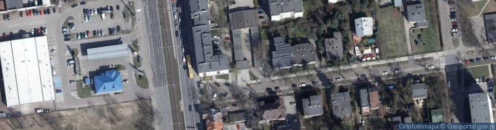Zdjęcie satelitarne Zelwerowicza Aleksandra ul.
