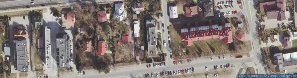 Zdjęcie satelitarne Zenitowa ul.