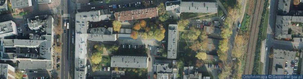 Zdjęcie satelitarne Zimorowicza Szymona ul.