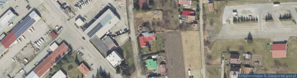 Zdjęcie satelitarne Ziemiańskiego Józefa, ks. ul.