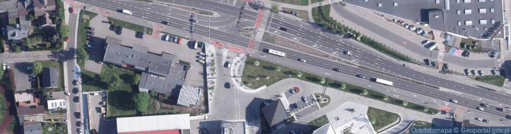 Zdjęcie satelitarne Żółkiewskiego ul.
