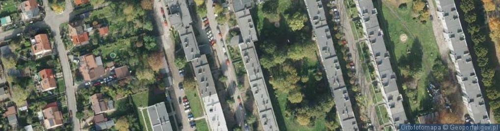 Zdjęcie satelitarne Żółkiewskiego Stanisława, hetm. ul.