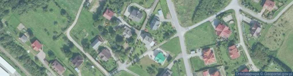 Zdjęcie satelitarne Żuławskiego ul.
