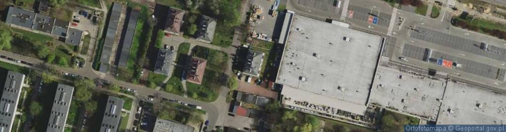 Zdjęcie satelitarne Zubrzyckiego Juliana ul.