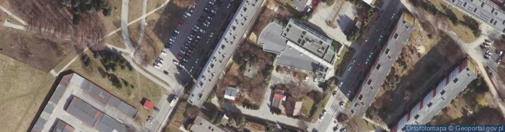 Zdjęcie satelitarne Zwolińskiego Tytusa ul.