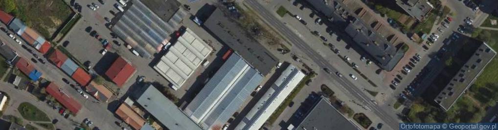 Zdjęcie satelitarne Żwirki Franciszka ul.