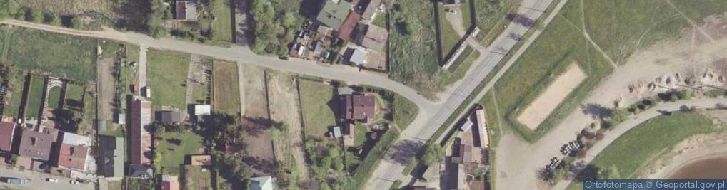 Zdjęcie satelitarne Żywockiego Zygmunta ul.
