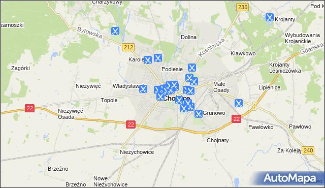 Fryzjer W Chojnicach Usługi Na Mapie Targeo