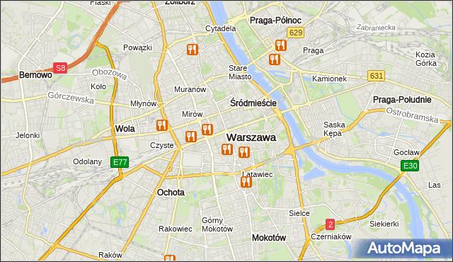 Kuchnia Miedzynarodowa Restauracja W Warszawie Wiecej Na