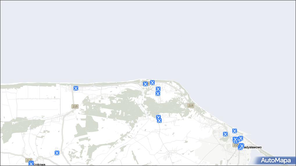 Fryzjer W Jastrzębia Góra Usługi Na Mapie Targeo