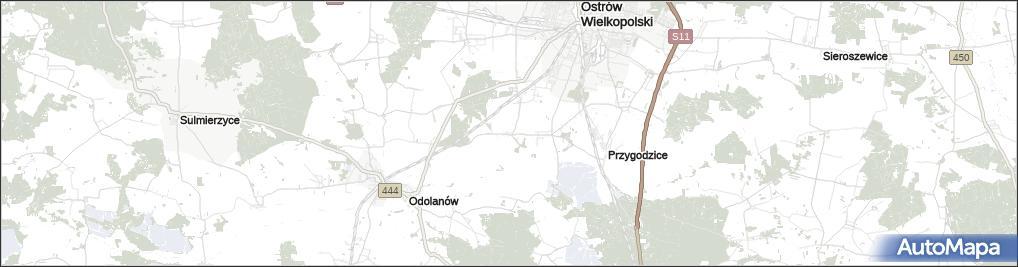 Mapa Topola Wielka Topola Wielka Na Mapie Targeo