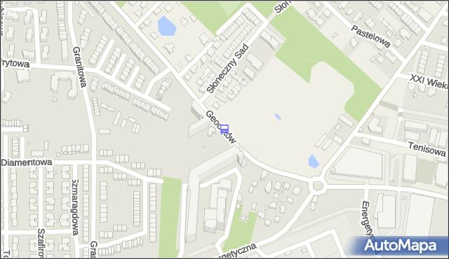 Przystanek Agatowa 02. ZTM Warszawa - Warszawa (id 334402) na mapie Targeo