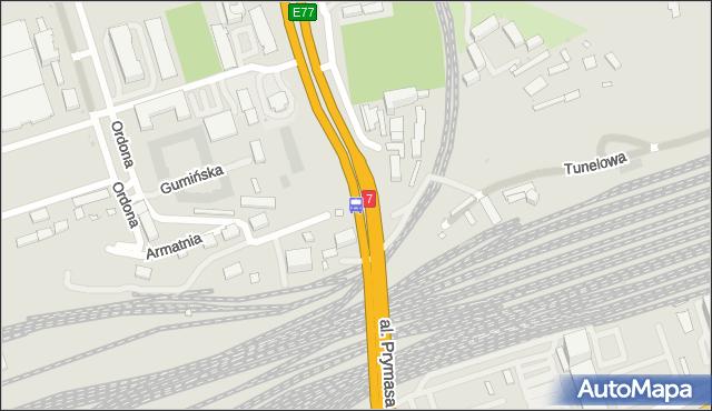 Przystanek Armatnia 01. ZTM Warszawa - Warszawa (id 509701) na mapie Targeo