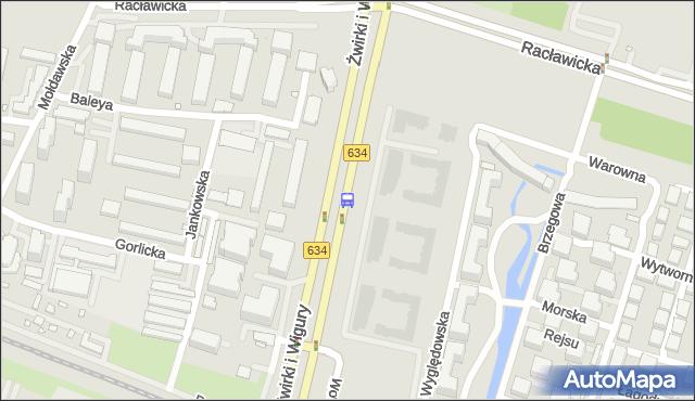 Przystanek Baleya 02. ZTM Warszawa - Warszawa (id 403402) na mapie Targeo