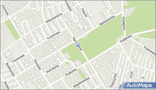 Przystanek Bartoszycka 01. ZTM Warszawa - Warszawa (id 216101) na mapie Targeo