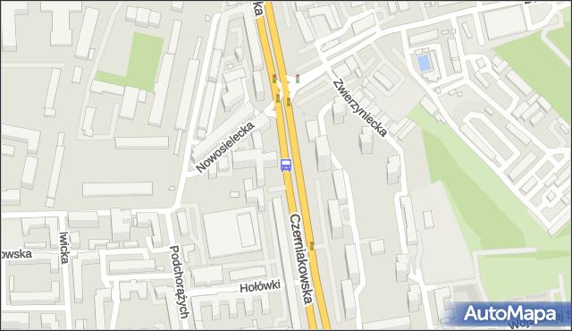 Przystanek Bartycka 05. ZTM Warszawa - Warszawa (id 305705) na mapie Targeo